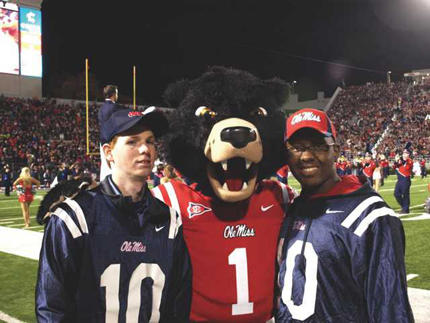 Ole Miss Bear